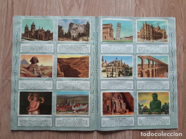 Coleccionismo Álbum: MARAVILLAS DEL MUNDO - I y II COMPLETOS- BRUGUERA 1956 - Foto 10 - 222533211