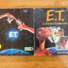 Coleccionismo Álbum: ALBUM DE CROMOS COMPLETO - E.T. EL EXTRATERRESTRE - ESTE - GCH1. Lote 222550540
