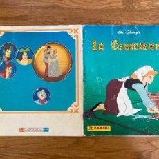 Coleccionismo Álbum: ALBUM DE CROMOS COMPLETO - LA CENICIENTA - PANINI - GCH1. Lote 222551948