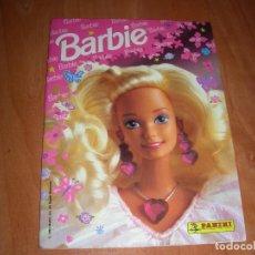 Collectionnisme Album: BARBIE PANINI ALBUM COMPLETO. Lote 222567006