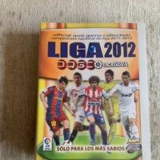 Collezionismo Álbum: ALBUM CROMOS CARDS COLECCIÓN COMPLETA MUNDICROMO 2011-12 DEL 1 AL 666. Lote 224458508