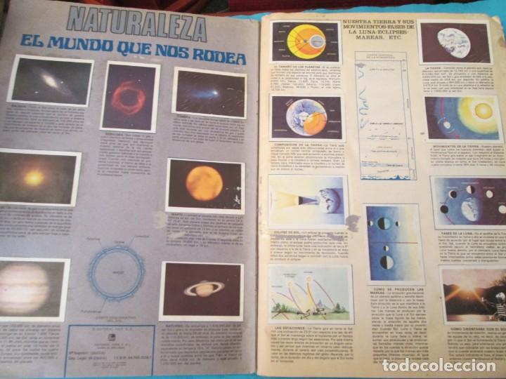 Coleccionismo Álbum: NATURALEZA FHER - Foto 3 - 210358070