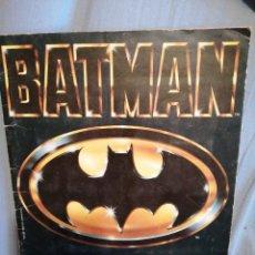 Coleccionismo Álbum: BATMAN DE ASHTON. Lote 225088272