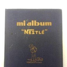 "Coleccionismo Álbum: ÁLBUM ""MI ÁLBUM NESTLÉ"" (1932) (COMPLETO). Lote 225511760"