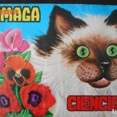 Collezionismo Álbum: ÁLBUM CIENCIAS MAGA (COMPLETO). Lote 225789695