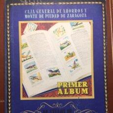 Colecionismo Caderneta: ALBUM DE SELLOS DE AHORRO INFANTIL. AÑO 1947. CAJA GENERAL DE AHORROS Y M. DE P. DE ZARAGOZA. Lote 226913470