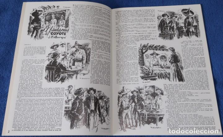 Coleccionismo Álbum: Gran album almanaque Coyote - 1946 - Edición facsimil - ¡Impecable! - Foto 4 - 227596090