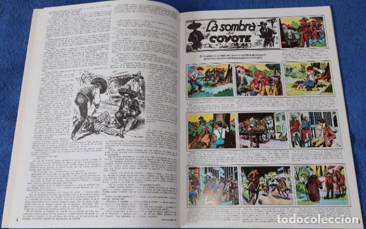 Coleccionismo Álbum: Gran album almanaque Coyote - 1946 - Edición facsimil - ¡Impecable! - Foto 5 - 227596090