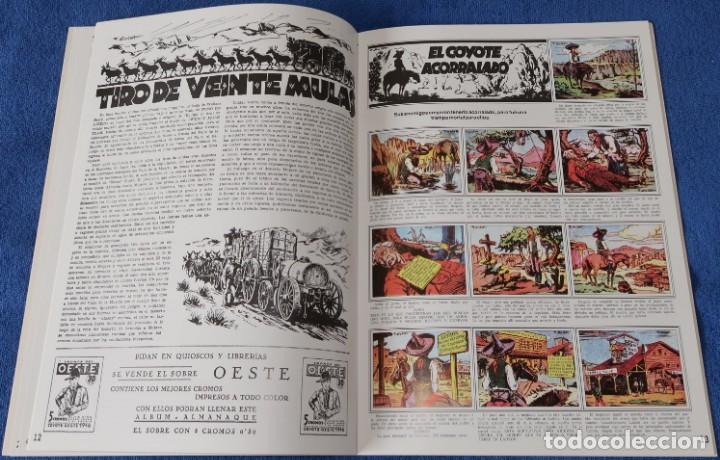 Coleccionismo Álbum: Gran album almanaque Coyote - 1946 - Edición facsimil - ¡Impecable! - Foto 6 - 227596090