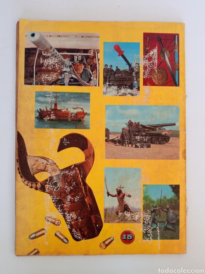 Coleccionismo Álbum: Album completo con sus 300 cromos Historia de las Armas ediciones Este años 70 - Foto 2 - 230993395