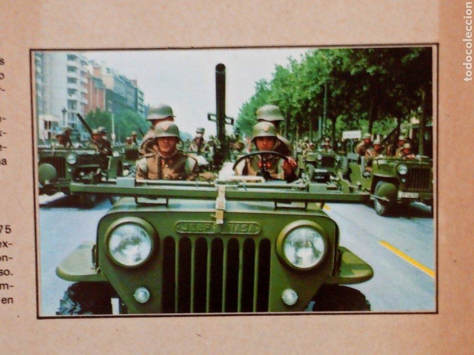 Coleccionismo Álbum: Album completo con sus 300 cromos Historia de las Armas ediciones Este años 70 - Foto 6 - 230993395