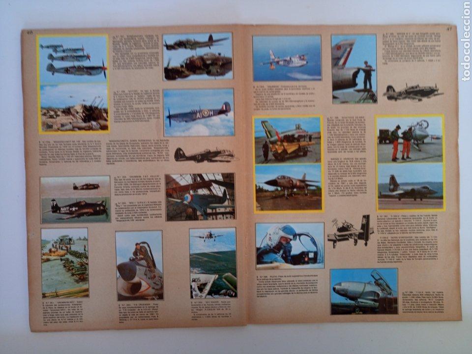 Coleccionismo Álbum: Album completo con sus 300 cromos Historia de las Armas ediciones Este años 70 - Foto 10 - 230993395