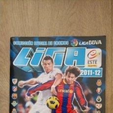 Coleccionismo Álbum: LIGA 11 12. Lote 231832920