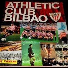 Coleccionismo Álbum: ALBUM DE CROMOS. FUTBOL. ATHLETIC CLUB DE BILBAO. PANINI. AÑO 1994. COMPLETO.. Lote 234109595