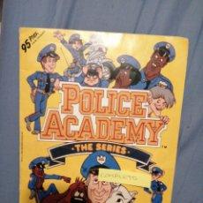 Coleccionismo Álbum: POLICE ACADEMY EDICIONES ASTON COMPLETO. Lote 234319460