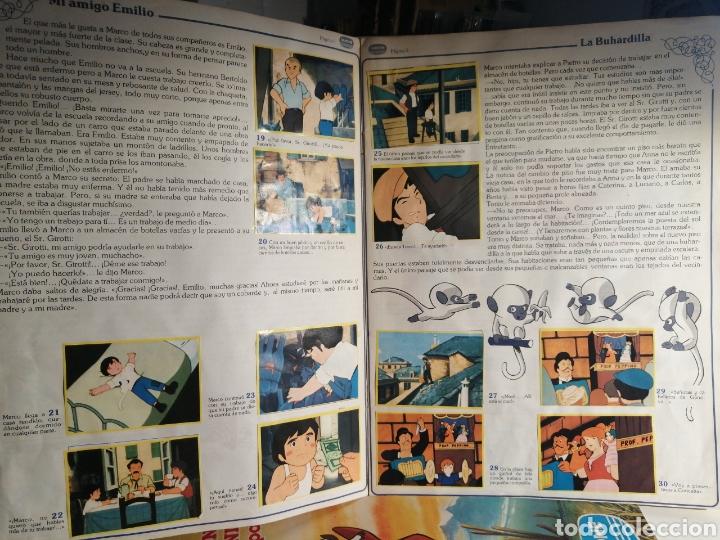Coleccionismo Álbum: Marco De Los Apeninos a los Andes I y II, LOS DOS ALBUMES COMPLETOS DANONE - Foto 4 - 234857495