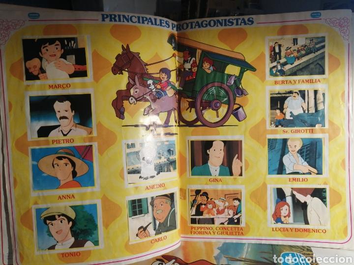 Coleccionismo Álbum: Marco De Los Apeninos a los Andes I y II, LOS DOS ALBUMES COMPLETOS DANONE - Foto 6 - 234857495