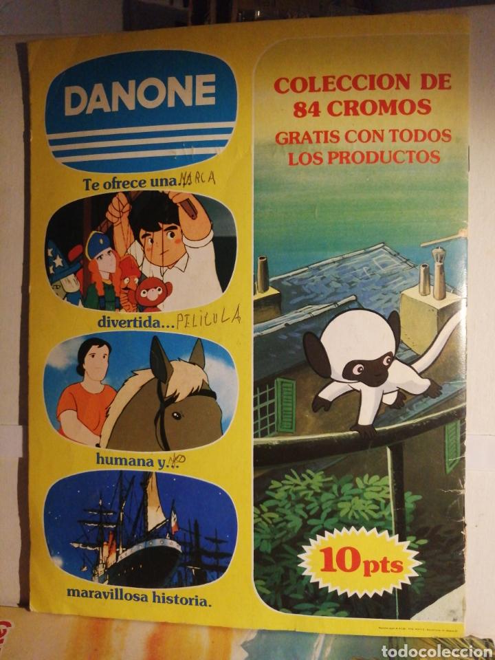 Coleccionismo Álbum: Marco De Los Apeninos a los Andes I y II, LOS DOS ALBUMES COMPLETOS DANONE - Foto 11 - 234857495