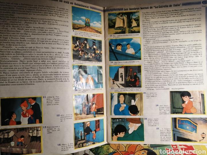 Coleccionismo Álbum: Marco De Los Apeninos a los Andes I y II, LOS DOS ALBUMES COMPLETOS DANONE - Foto 13 - 234857495