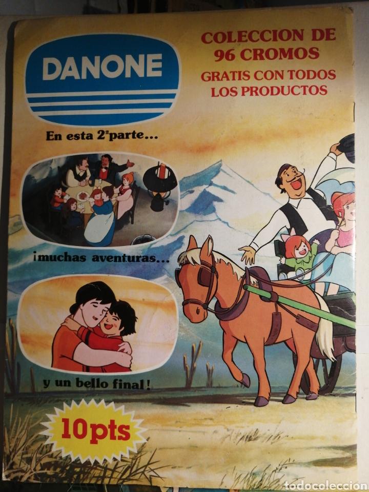 Coleccionismo Álbum: Marco De Los Apeninos a los Andes I y II, LOS DOS ALBUMES COMPLETOS DANONE - Foto 21 - 234857495