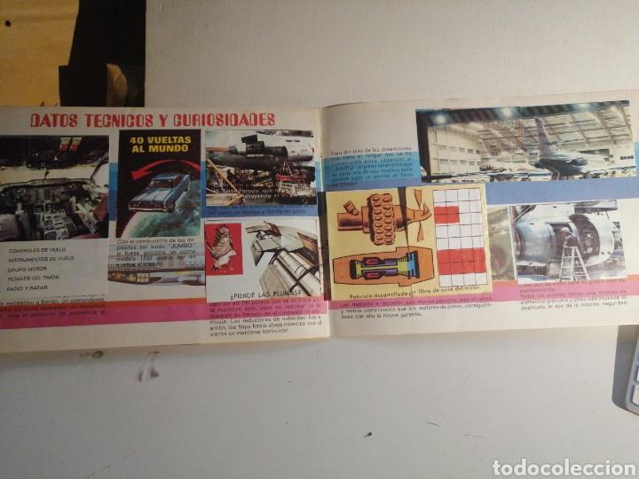 Coleccionismo Álbum: Album de cromos Completo VOLAR Y SABER BIMBO. Incluido el Bimborama completo - Foto 7 - 234893320