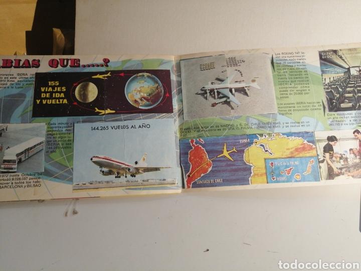Coleccionismo Álbum: Album de cromos Completo VOLAR Y SABER BIMBO. Incluido el Bimborama completo - Foto 8 - 234893320