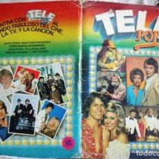 Coleccionismo Álbum: TELE POP - COMPLETO. Lote 235114545