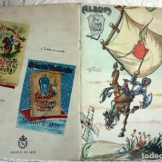 Coleccionismo Álbum: DON QUIJOTE DE LA MANCHA - COMPLETO. Lote 235120735