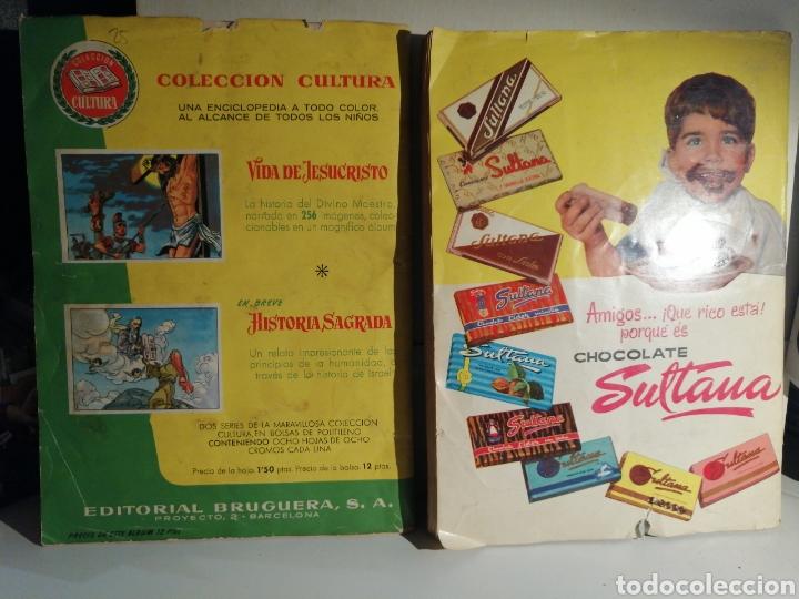 Coleccionismo Álbum: Albumes LOS DIEZ MANDAMIENTOS BRUGUERA Y BRUGUERA/SULTANA COMPLETOS - Foto 2 - 235202995