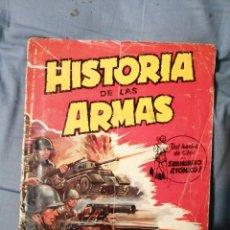 Coleccionismo Álbum: HISTORIA DE LAS ARMAS POR CRISOL. Lote 235237875