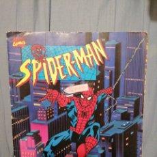 Coleccionismo Álbum: SPIDER-MAN PANINI COMPLETO CON PÓSTER. Lote 235244260