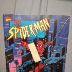 Coleccionismo Álbum: SPIDER-MAN DE PANINI SIN PÓSTER COMPLETO. Lote 235244835