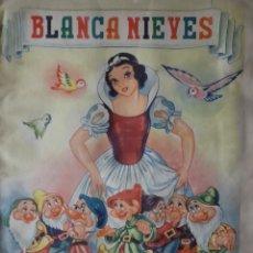 Coleccionismo Álbum: BLANCA NIEVES Y LOS SIETE ENANOS .COLECCIÓN COMPLETA 216 CROMOS.EDITORIAL FHER 1941. Lote 235826885