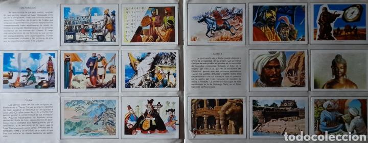Coleccionismo Álbum: Historia del Mundo . Editorial Fher 1968 . Colección 350 cromos . Completo - Foto 2 - 235829155