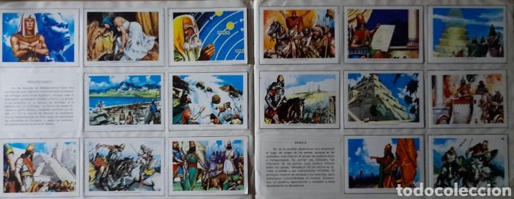 Coleccionismo Álbum: Historia del Mundo . Editorial Fher 1968 . Colección 350 cromos . Completo - Foto 3 - 235829155