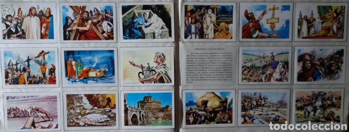 Coleccionismo Álbum: Historia del Mundo . Editorial Fher 1968 . Colección 350 cromos . Completo - Foto 4 - 235829155