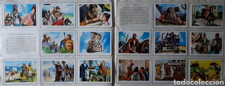 Coleccionismo Álbum: Historia del Mundo . Editorial Fher 1968 . Colección 350 cromos . Completo - Foto 5 - 235829155
