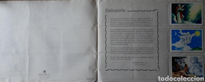 Coleccionismo Álbum: Historia del Mundo . Editorial Fher 1968 . Colección 350 cromos . Completo - Foto 6 - 235829155