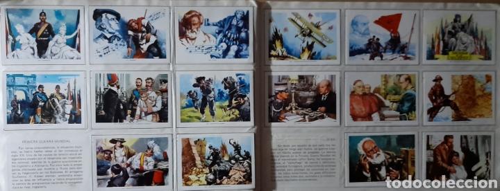 Coleccionismo Álbum: Historia del Mundo . Editorial Fher 1968 . Colección 350 cromos . Completo - Foto 7 - 235829155