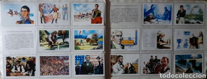 Coleccionismo Álbum: Historia del Mundo . Editorial Fher 1968 . Colección 350 cromos . Completo - Foto 8 - 235829155
