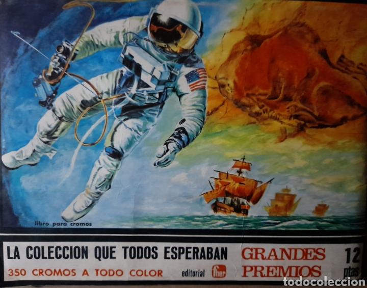 Coleccionismo Álbum: Historia del Mundo . Editorial Fher 1968 . Colección 350 cromos . Completo - Foto 9 - 235829155