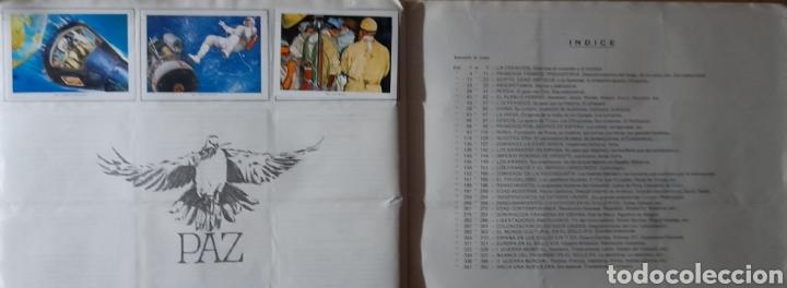 Coleccionismo Álbum: Historia del Mundo . Editorial Fher 1968 . Colección 350 cromos . Completo - Foto 10 - 235829155