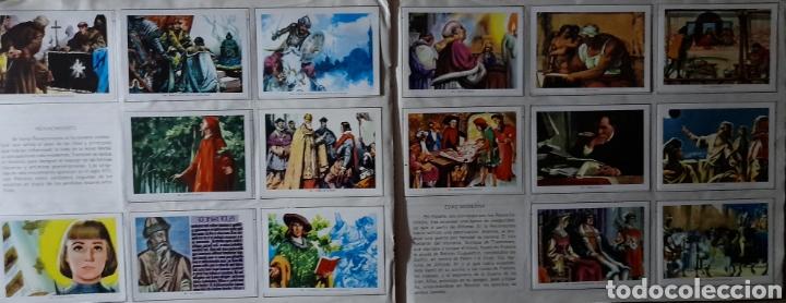 Coleccionismo Álbum: Historia del Mundo . Editorial Fher 1968 . Colección 350 cromos . Completo - Foto 11 - 235829155