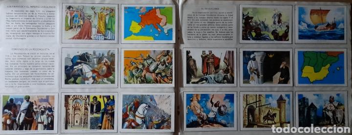 Coleccionismo Álbum: Historia del Mundo . Editorial Fher 1968 . Colección 350 cromos . Completo - Foto 12 - 235829155