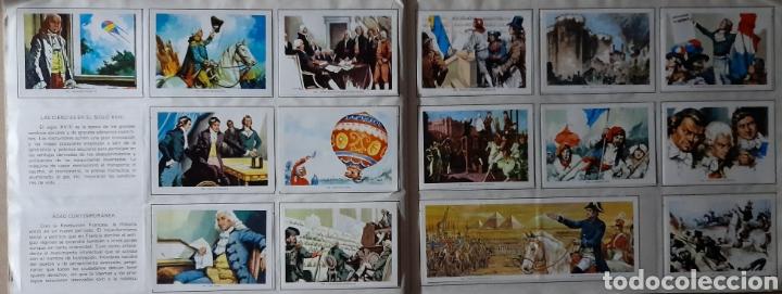Coleccionismo Álbum: Historia del Mundo . Editorial Fher 1968 . Colección 350 cromos . Completo - Foto 13 - 235829155