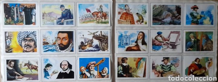 Coleccionismo Álbum: Historia del Mundo . Editorial Fher 1968 . Colección 350 cromos . Completo - Foto 14 - 235829155
