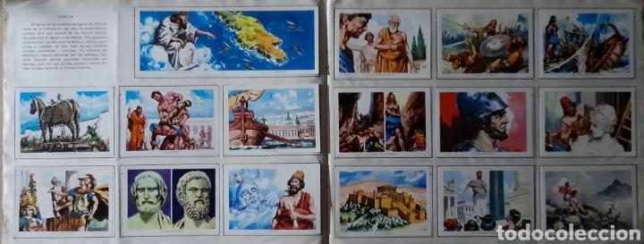Coleccionismo Álbum: Historia del Mundo . Editorial Fher 1968 . Colección 350 cromos . Completo - Foto 15 - 235829155