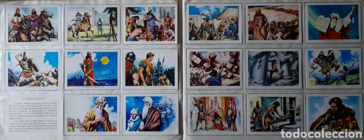 Coleccionismo Álbum: Historia del Mundo . Editorial Fher 1968 . Colección 350 cromos . Completo - Foto 16 - 235829155