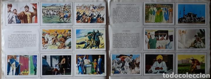 Coleccionismo Álbum: Historia del Mundo . Editorial Fher 1968 . Colección 350 cromos . Completo - Foto 17 - 235829155