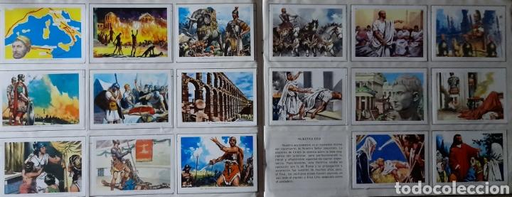 Coleccionismo Álbum: Historia del Mundo . Editorial Fher 1968 . Colección 350 cromos . Completo - Foto 18 - 235829155